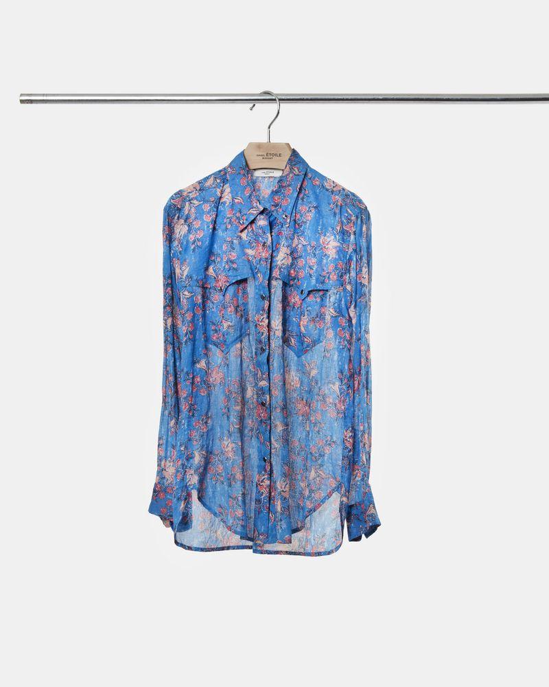 EMELINA shirt ISABEL MARANT ÉTOILE