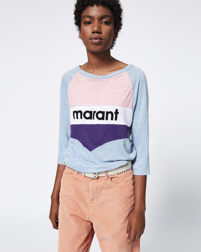 JORDYN T-shirt ISABEL MARANT ÉTOILE