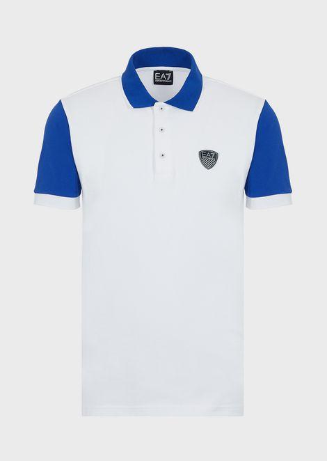 EMPORIO ARMANI Polo Shirt Man r