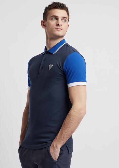 1858f718 Men's T-shirts | EA7 | Emporio Armani