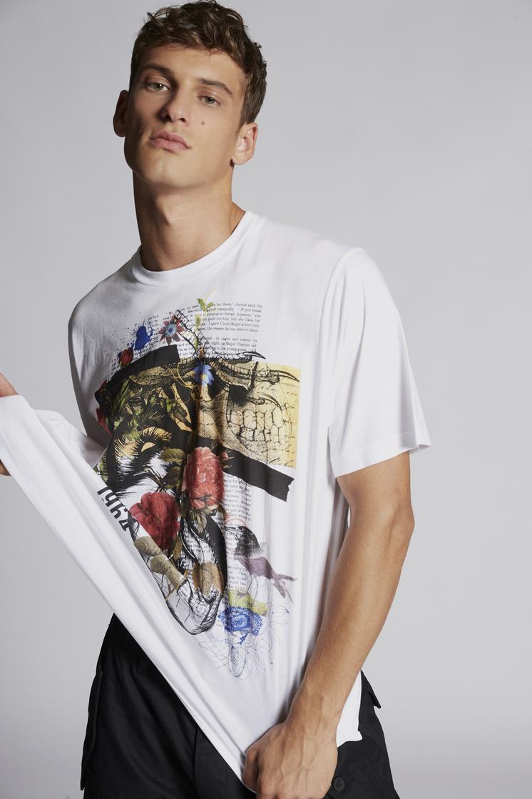 DSQUARED2 964 Dsquared2 T-Shirt Short sleeve t-shirt Man