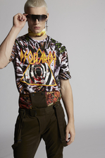 DSQUARED2 Tie And Dye T-Shirt Short sleeve t-shirt Man