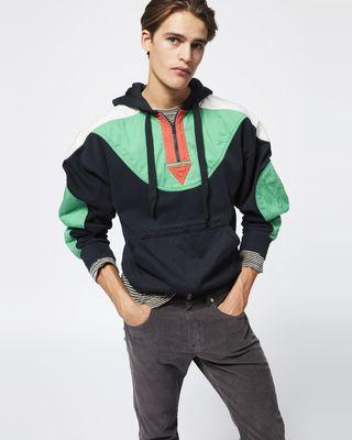 ISABEL MARANT SWEATSHIRT Man NANSELH sweatshirt r