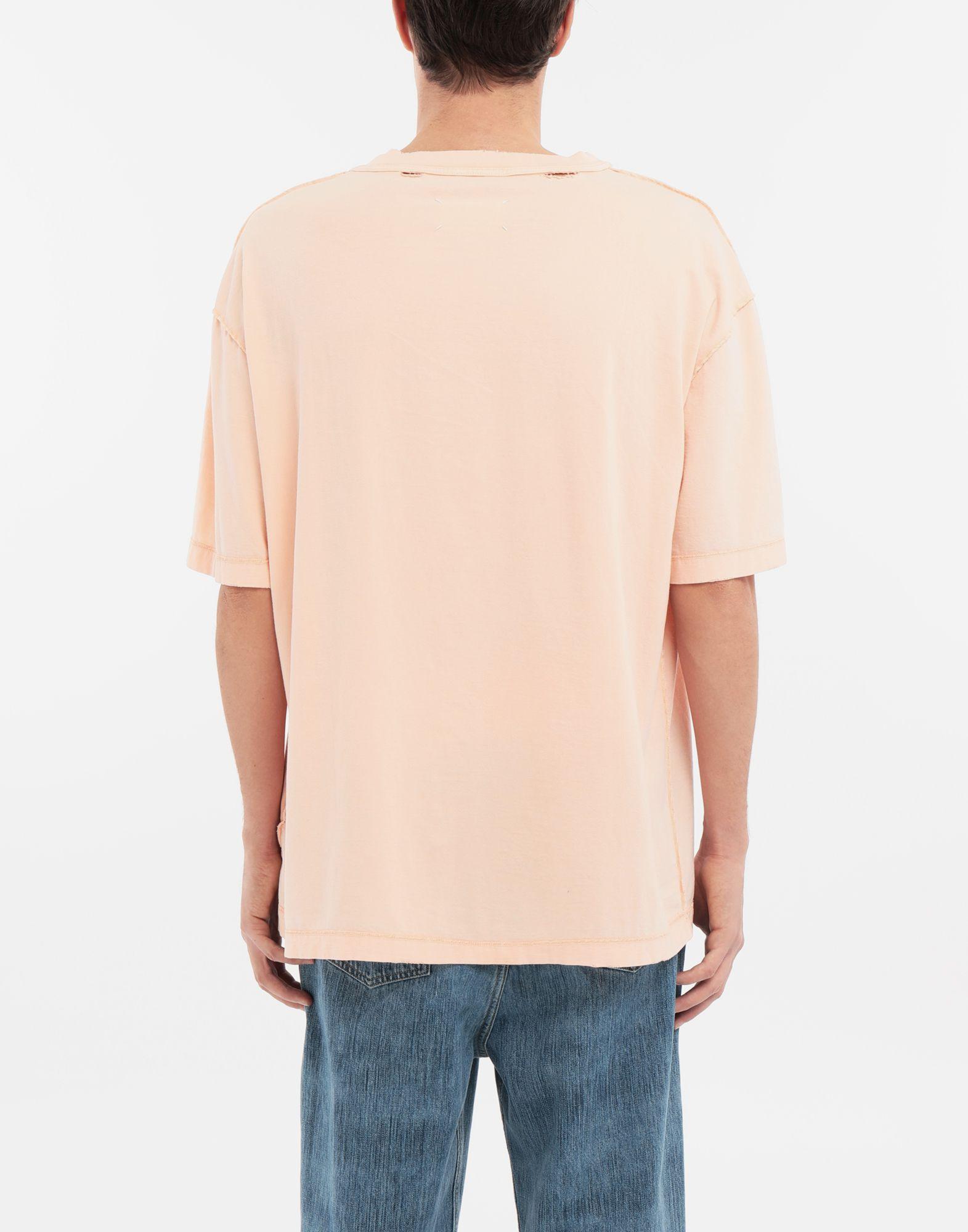 MAISON MARGIELA Graphic-print cotton T-shirt Short sleeve t-shirt Man e