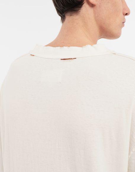 MAISON MARGIELA M Spade logo printed T-shirt Short sleeve t-shirt Man b