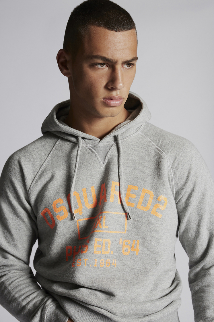 DSQUARED2 XXL Hooded Sweatshirt Sweatshirt Man