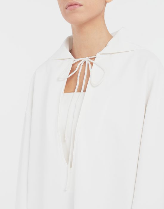 MM6 MAISON MARGIELA Oversized sailor sweatshirt Top [*** pickupInStoreShipping_info ***] a