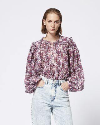 ISABEL MARANT TOP Woman NOON top  r