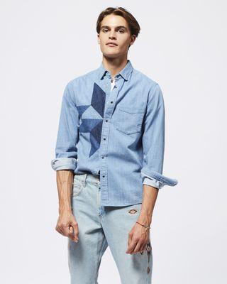 ISABEL MARANT 셔츠 & 블라우스 남성 ALEY 셔츠 r
