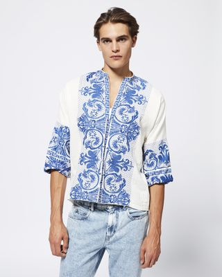 ISABEL MARANT TOP Man PATMOS top r