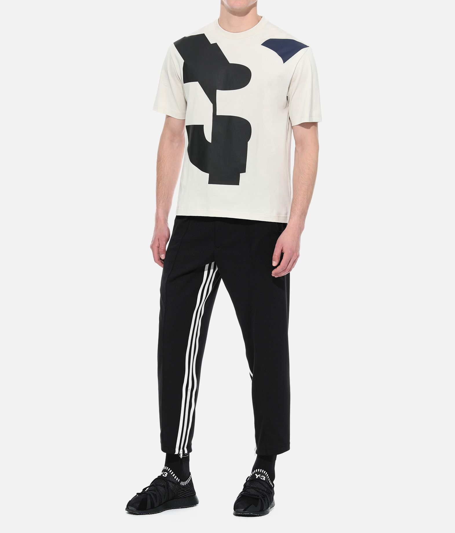 Y-3 Y-3 GRAPHIC TEE Short sleeve t-shirt Man a