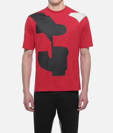Y-3 Kurzärmliges T-shirt Herr Y-3 GRAPHIC TEE r