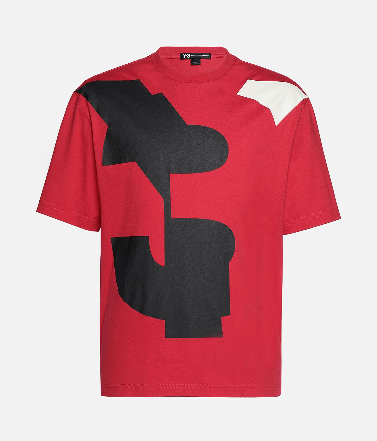 Y-3 Y-3 GRAPHIC TEE Short sleeve t-shirt Man f
