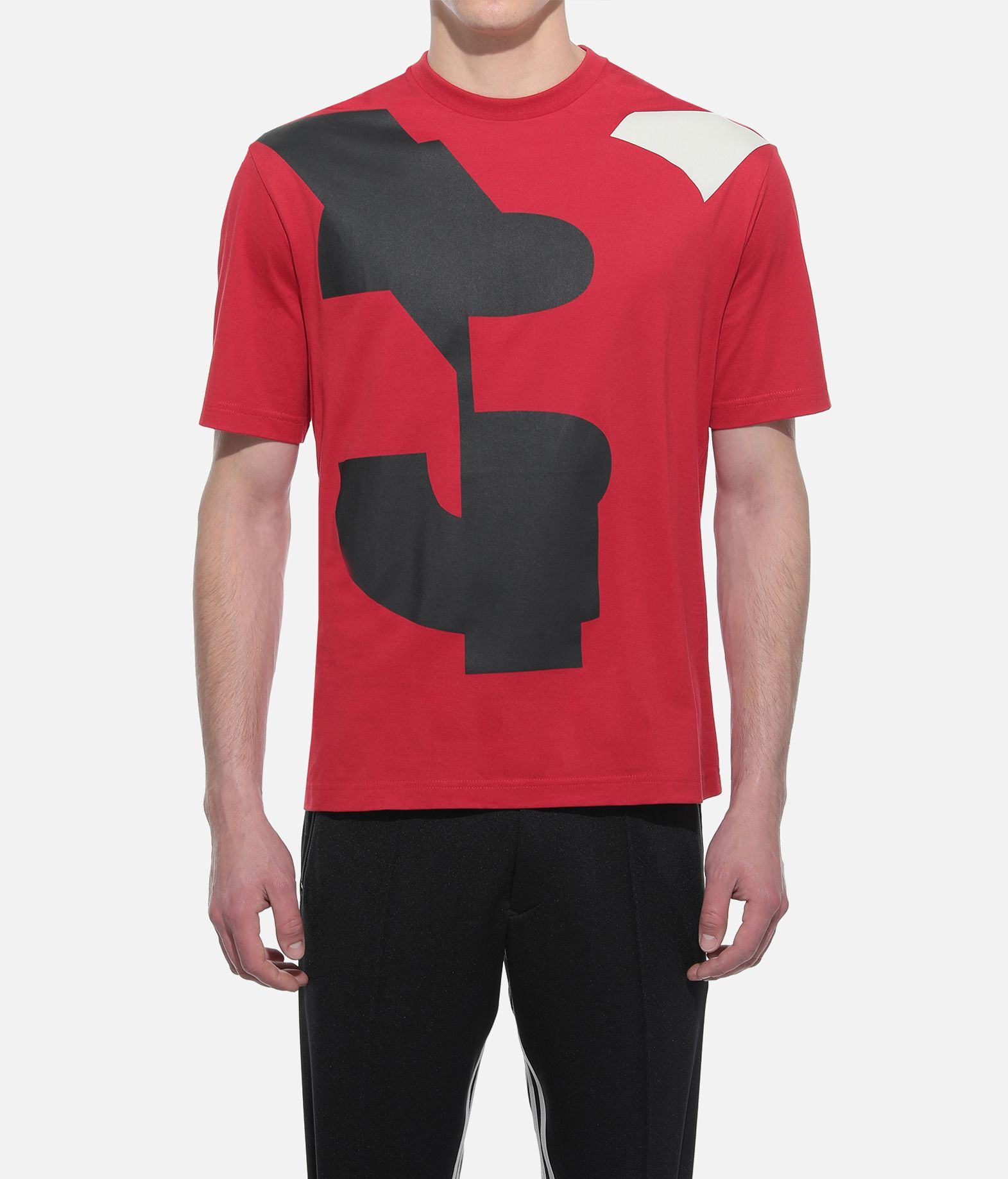 Y-3 Y-3 GRAPHIC TEE Short sleeve t-shirt Man r