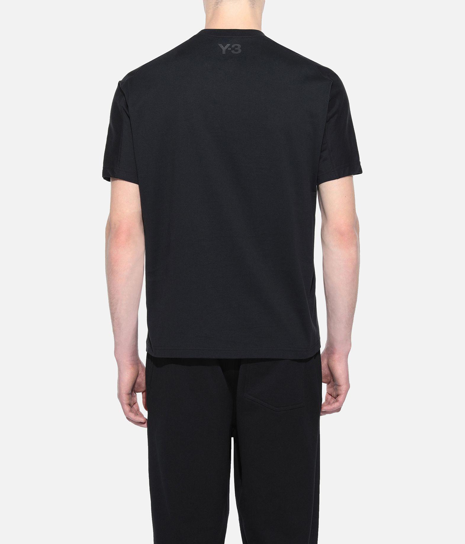 Y-3 Y-3 Yohji Letters Tee T-shirt maniche corte Uomo d