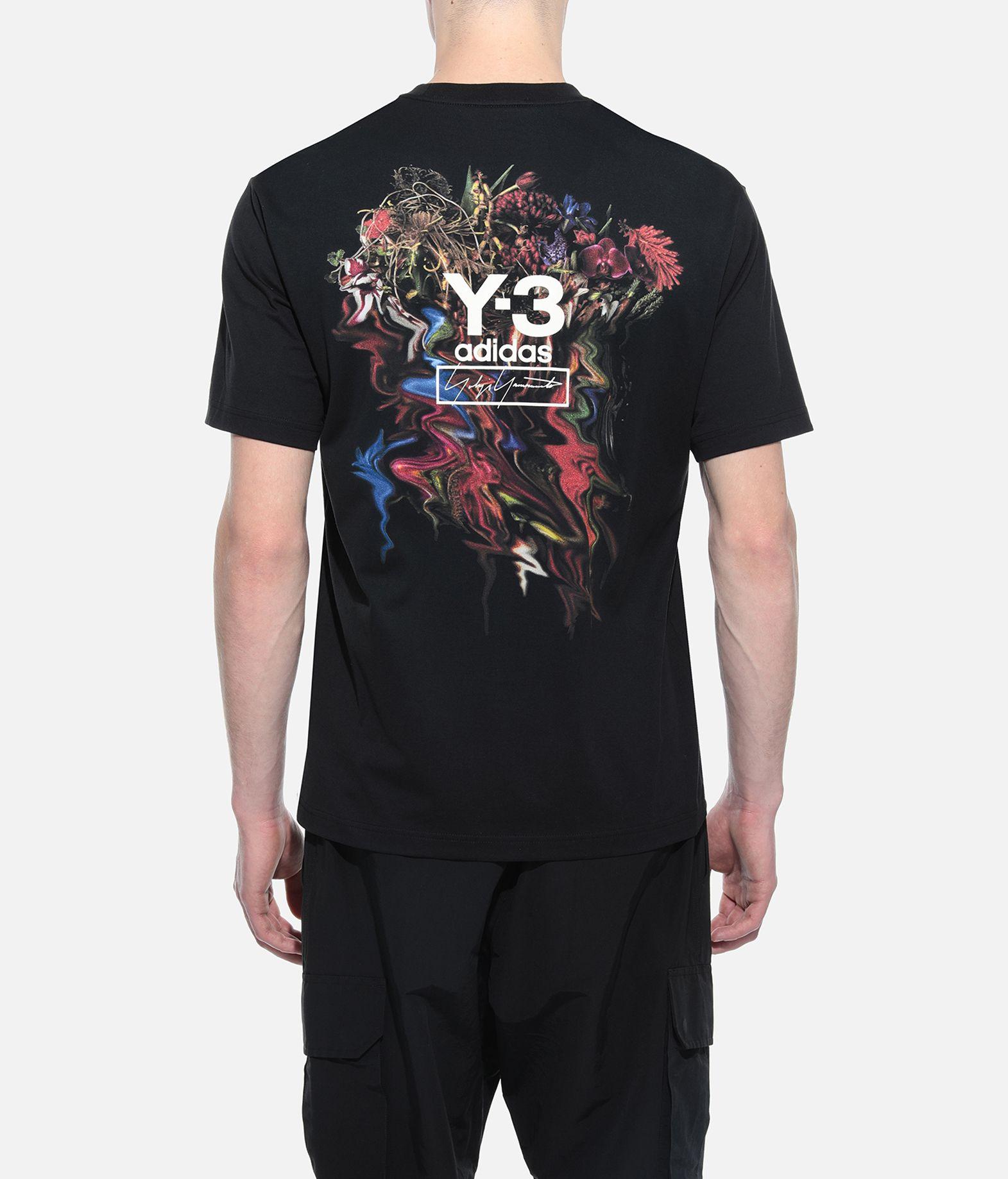 Y-3 Y-3 Toketa Print Tee Short sleeve t-shirt Man r