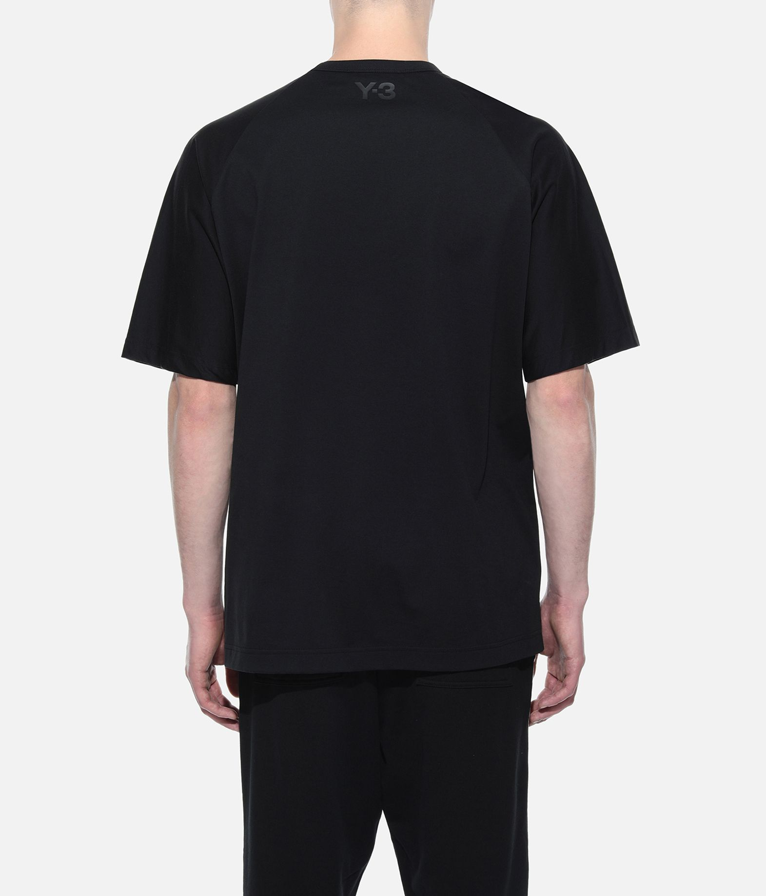 Y-3 Y-3 3-Stripes Packable Tee Short sleeve t-shirt Man d