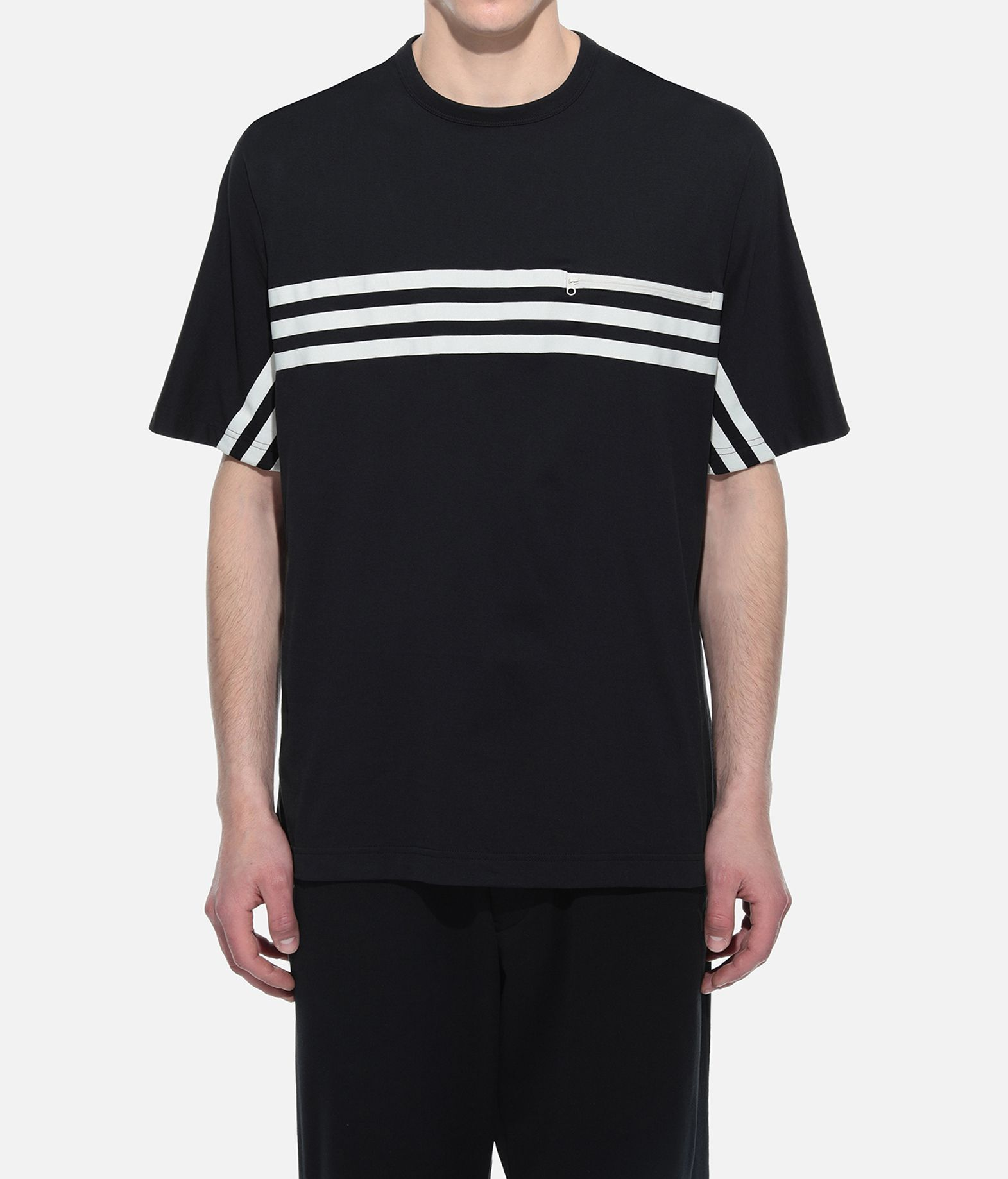 Y-3 Y-3 3-Stripes Packable Tee Short sleeve t-shirt Man r