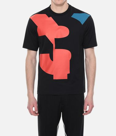 Y-3 Short sleeve t-shirt Man Y-3 GRAPHIC TEE r