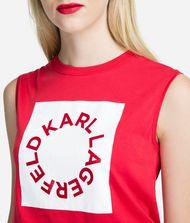 KARL LAGERFELD Circle Logo Tank 9_f