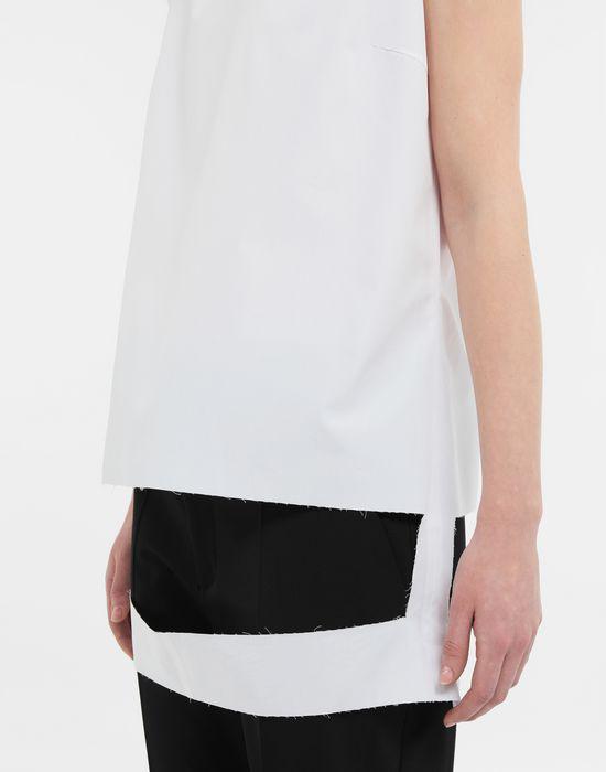 MAISON MARGIELA Décortiqué shirt Top [*** pickupInStoreShipping_info ***] a