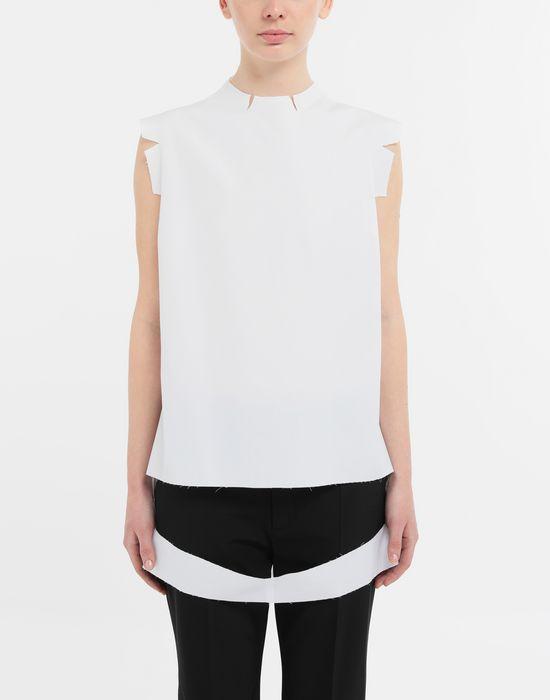 MAISON MARGIELA Décortiqué shirt Top [*** pickupInStoreShipping_info ***] r