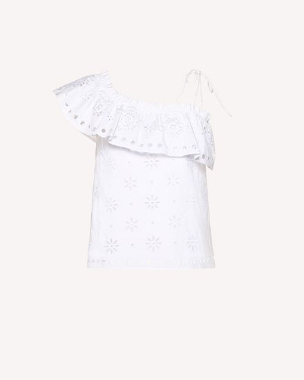 REDValentino Top Donna RR0AA00KPW H031 a