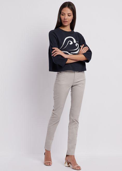 EMPORIO ARMANI Sweatshirt Woman d