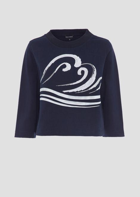 EMPORIO ARMANI Sweatshirt Woman r