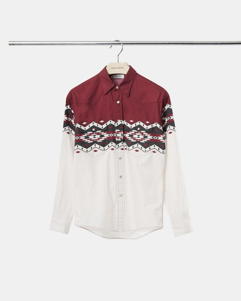 PHOENIX shirt ISABEL MARANT