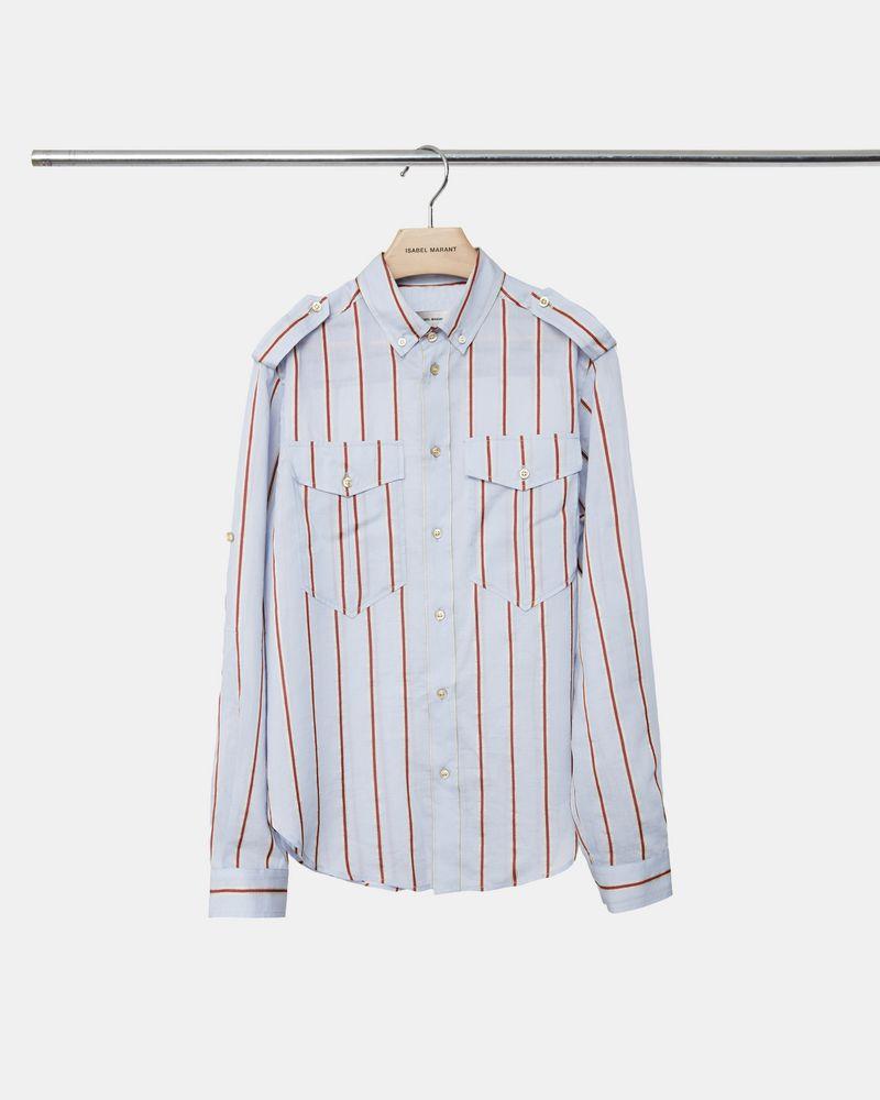 HUSTONY shirt ISABEL MARANT