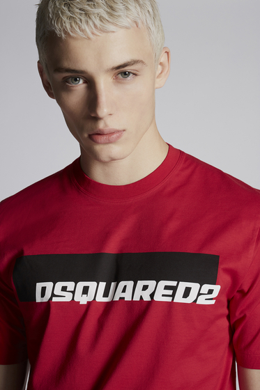 DSQUARED2 Short sleeve t-shirt Man m