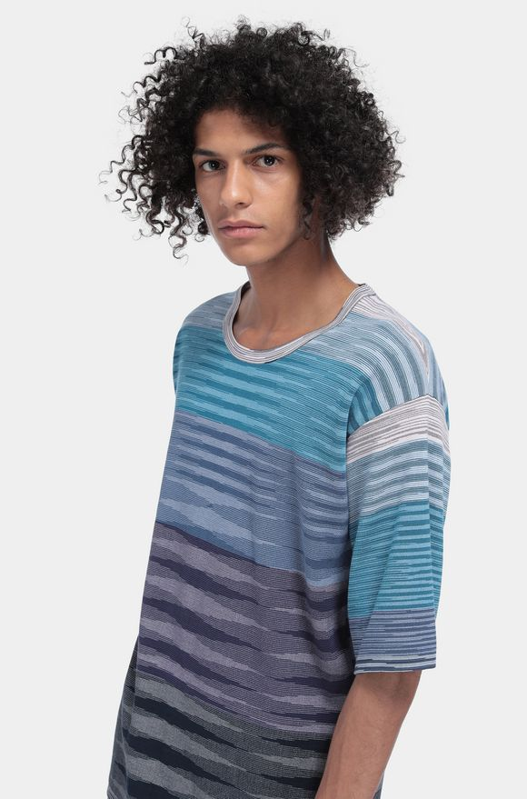 MISSONI Men's T-Shirts Man, Detail