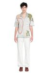 MISSONI Men's shirts Man, Rear view