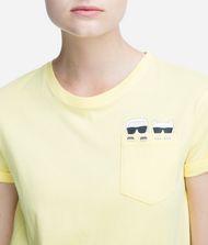 KARL LAGERFELD K/Ikonik Pocket T-Shirt 9_f