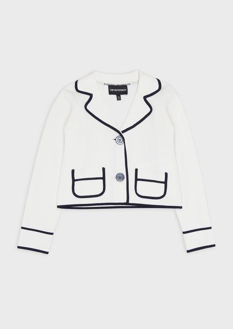 EMPORIO ARMANI Jacket Woman f