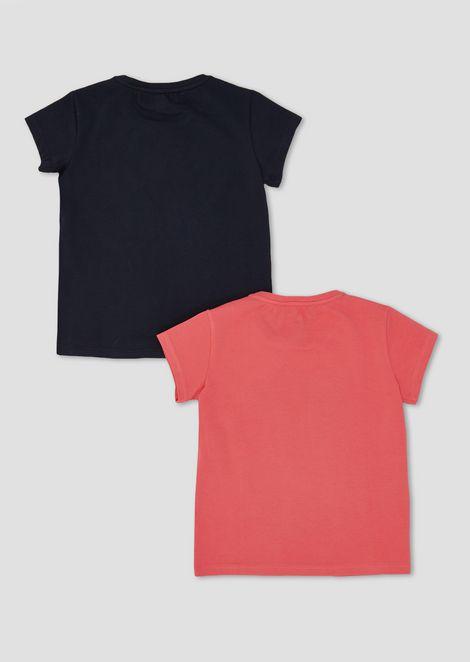 Set of two T-shirts with Manga Bear print