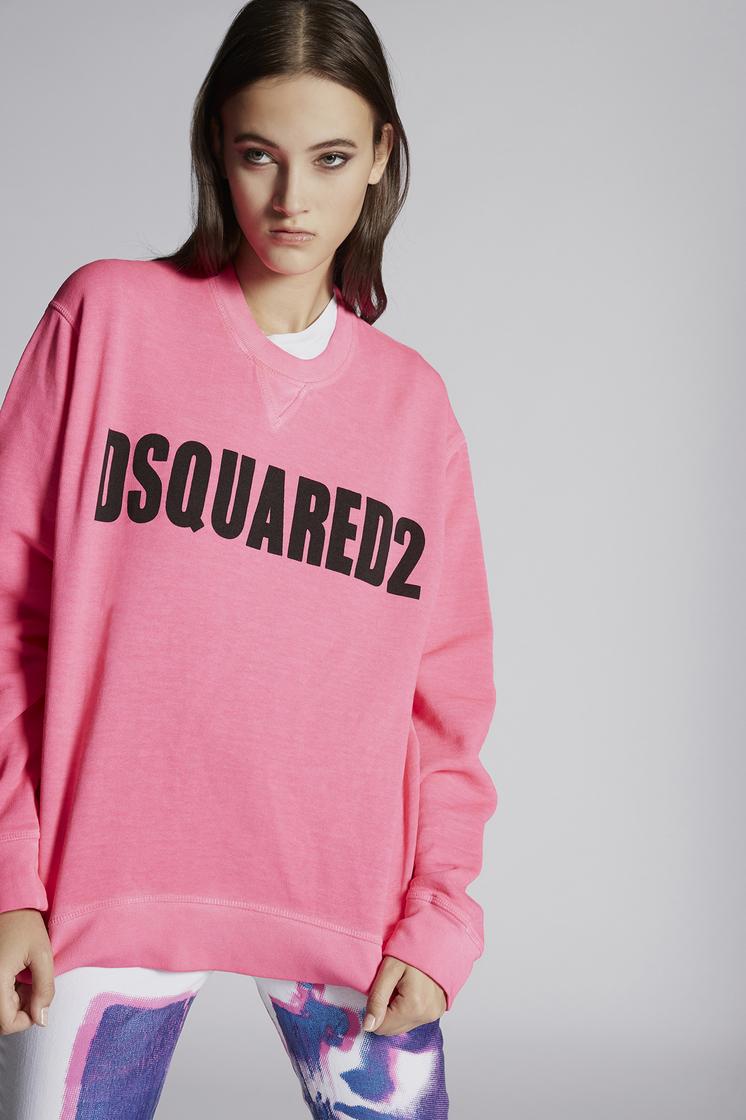 DSQUARED2 Dsquared2 Sweatshirt Толстовка Для Женщин