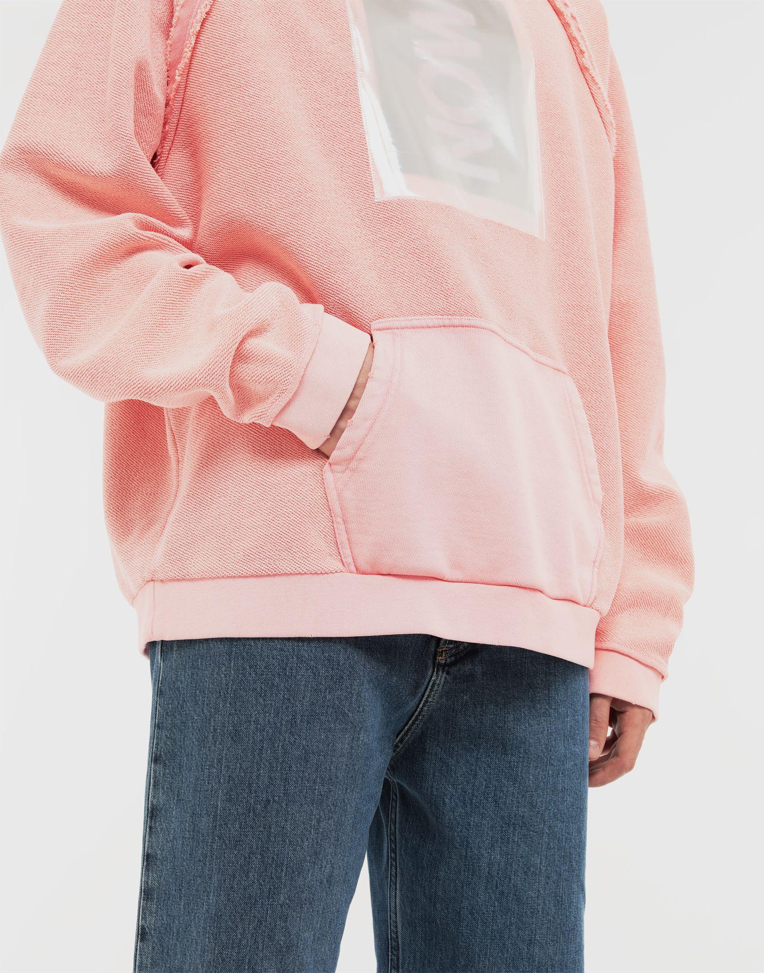 MAISON MARGIELA NOW print jersey sweatshirt Sweatshirt Man b