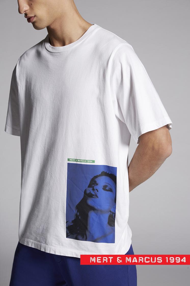DSQUARED2 Mert & Marcus 1994 x Dsquared2 Slouch T-Shirt Short sleeve t-shirt Man
