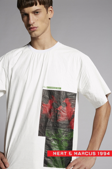 DSQUARED2 Short sleeve t-shirt Man S78GD0015S20694900 m