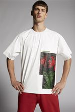 DSQUARED2 Mert & Marcus 1994 x Dsquared2 Paper T-Shirt Short sleeve t-shirt Man