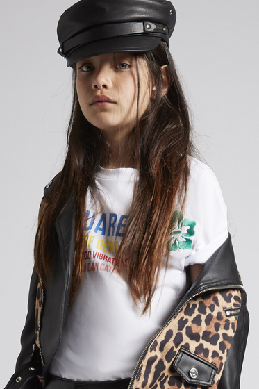 DSQUARED2 Short sleeve t-shirt Woman DQ03HAD00MVJDQ310 m