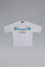 DSQUARED2 Dsquared2 T-Shirt Футболка с коротким рукавом Для Женщин