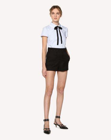REDValentino RR0AAA50EZL NV1 Shirt Woman d