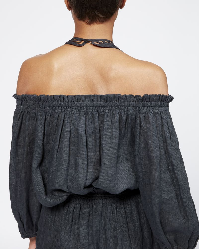 GROUNDY top ISABEL MARANT