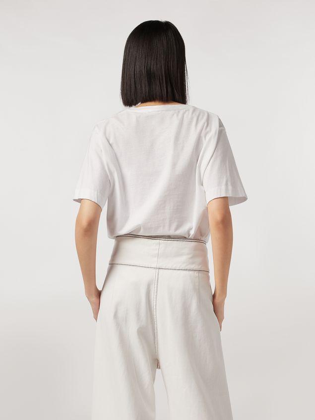 Marni Jersey T-shirt Bolero print by Bruno Bozzetto Woman