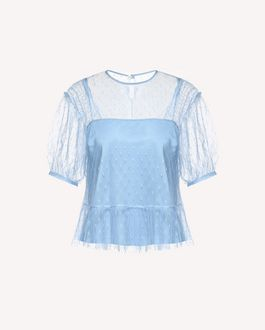 REDValentino Short dress Woman RR3VAA950F1 JK8 a