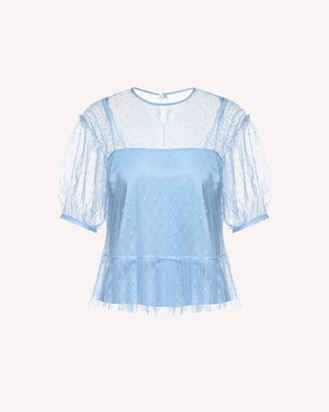 REDValentino RR0AAA401GK IQ8 Shirt Woman a