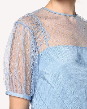 REDValentino RR0AAA401GK IQ8 Shirt Woman e